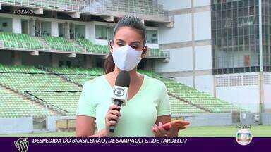 Direto do Independência, Maria Cláudia Bonutti relata as últimas notícias do Atlético - Direto do Independência, Maria Cláudia Bonutti relata as últimas notícias do Atlético