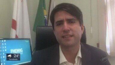 Zema anuncia Fábio Baccheretti como novo secretário de estado de Saúde de Minas Gerais - Zema anuncia Fábio Baccheretti como novo secretário de estado de Saúde de Minas Gerais