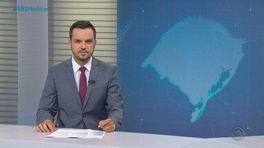 Assista a íntegra do RBS Notícias desta segunda (15) - Assista ao vídeo.