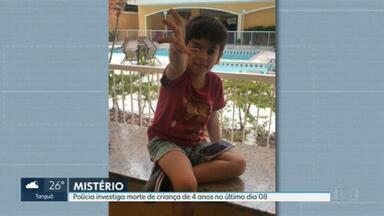 Polícia investiga morte de menino de 4 anos no Rio - Henry estava sob os cuidados da mãe e o namorado, o vereador Dr. Jairinho