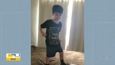Polícia Civil investiga morte do menino Henry Borel - O laudo do Instituto Médico Legal apontou que Henry, de 4 anos, sofreu lesões no crânio, ferimentos internos e hematomas nos membros superiores.