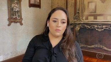 Marina Amaral diz que descoberta do autismo tirou 'venda de seus olhos' - A jornalista Andréa Werner se tornou amiga da colorista e foi ela que chamou atenção de Marina para o diagnóstico