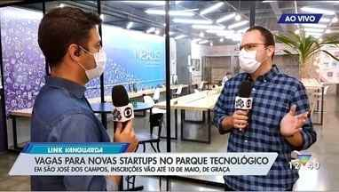 São José tem vagas para novas startups no parque tecnológico - Inscrições seguem até 10 de maio.