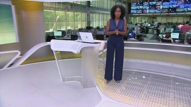 Jornal Hoje - Edição de 23/03/2021 - Os destaques do dia no Brasil e no mundo, com apresentação de Maria Júlia Coutinho.