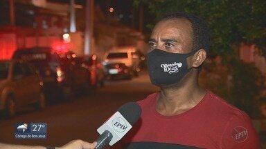 Polícia investiga explosão de tanque de cloro em Pedreira; vítima era natural de Varginha - Polícia investiga explosão de tanque de cloro em Pedreira; vítima era natural de Varginha