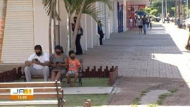 Decreto que restringe atividades não essenciais é prorrogado em Palmas pela segunda vez - Decreto que restringe atividades não essenciais é prorrogado em Palmas pela segunda vez