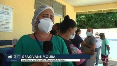 Conselho Municipal de Saúde inspeciona Unidades Básicas de Santarém - Conselho tem recebido denúncias de falta de vacinas e aglomerações.