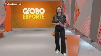 Globo Esporte GO - 24/03/2021 - Íntegra - Confira a íntegra do programa Globo Esporte GO - 24/03/2021