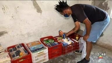 Ações solidárias ajudam famílias em São Paulo - Confira na reportagem.