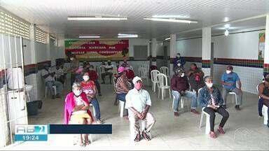 Garanhuns inicia vacinação contra Covid-19 na comunidades quilombolas - Mais de duas mil doses foram destinadas ao grupo.