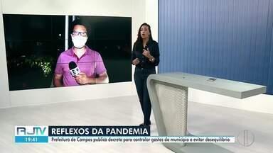 Veja a íntegra do RJ2 desta quarta-feira, 24/03/2021 - Telejornal traz os principais destaques do dia nas cidades do Norte Fluminense.