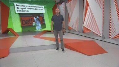 Globo Esporte, terça-feira, 30/03/2021 na Íntegra - O Globo Esporte atualiza o noticiário esportivo do dia.