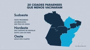 Defensoria Pública cobra transparência das prefeituras em relação à vacinação - Defensoria Pública cobra transparência das prefeituras em relação à vacinação
