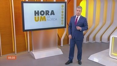 Hora 1 - Edição de 1º/04/2021 - Os assuntos mais importantes do Brasil e do mundo, com apresentação de Roberto Kovalick.