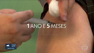 Vacinação segue em ritmo lento em Minas Gerais - A demora na imunização exige cuidados redobrados.