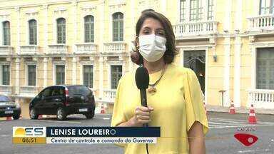 Secretária Lenise Loureiro explica novas regras de funcionamento dos serviços no ES - Veja a seguir.