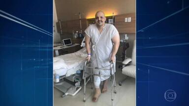 Pandemia afeta tratamento de pacientes com câncer - Estudo do Hospital Sírio-Libanês mostra atrasos em cirurgias e tratamentos oncológicos.