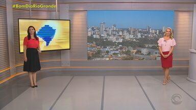 Assista a íntegra do Bom Dia Rio Grande desta quarta (7) - Assista ao vídeo.