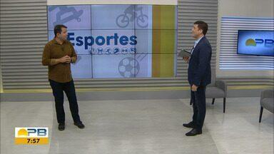 Kako Marques traz as notícias do esporte no Bom Dia Paraíba desta quarta-feira (07.04.21) - Fique bem informado, torcedor paraibano