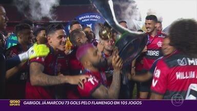 Globo Esporte, quarta-feira, 07/04/2021 na Íntegra - O Globo Esporte atualiza o noticiário esportivo do dia.