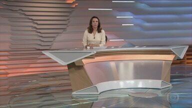 Bom dia Brasil - Edição de 08/04/2021 - O telejornal, com apresentação de Chico Pinheiro e Ana Paula Araújo, exibe as primeiras notícias do dia no Brasil e no mundo e repercute os fatos mais relevantes.