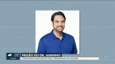 Câmara de vereadores do Rio discute hoje o afastamento de Dr. Jairinho - Prisão do vereador teve repercussão imediata. Partido Solidariedade já afastou Dr. Jairinho.