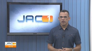 Paulo Henrique Nascimento fala sobre o esporte acreano nesta quinta (8) - Paulo Henrique Nascimento fala sobre o esporte acreano nesta quinta (8)