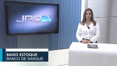 Assista a íntegra do Jornal de Rondônia 2ª edição desta quinta-feira, 08 - Entre os destaques de hoje, a repercussão da privatização do aeroporto de Porto Velho e protesto de médicos em Ariquemes.