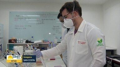 Fiocruz desenvolve método para facilitar detecção de novas variantes do coronavírus - Pesquisa foi feita na Fiocruz de Pernambuco.