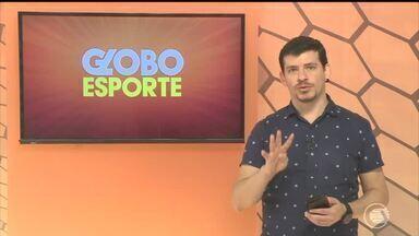 Globo Esporte de sexta-feira - 09/04/2021, na íntegra - Globo Esporte de sexta-feira - 09/04/2021, na íntegra