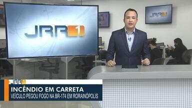Veja a íntegra do Jornal de Roraima 1ª edição desta sexta-feira 09/04/2021 - Fique por dentro das principais notícias de Roraima através do Jornal de Roraima 1ª Edição.