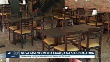 Comércio, bares e restaurantes permanecem fechados por, no mínimo, 10 dias - Associações pedem isenção de impostos aos governos estaduais e municipais.