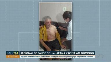 Beto Preto visita região Noroeste neste sábado (10) - Secretário Estadual de Saúde deve chegar a Cianorte no início da tarde.