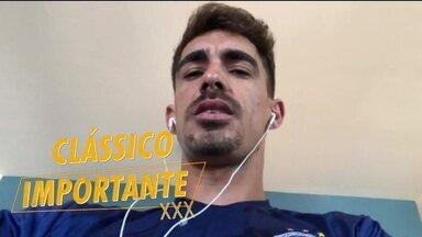 Neto Berola elege duelo Atlético-MG x Cruzeiro que mais o marcou - Neto Berola elege duelo Atlético-MG x Cruzeiro que mais o marcou