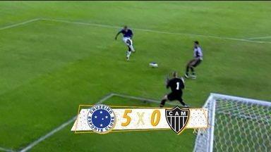 Adilson Batista relembra goleada do Cruzeiro sobre o Atlético-MG em decisão de 2009 - Adilson Batista relembra goleada do Cruzeiro sobre o Atlético-MG em decisão de 2009