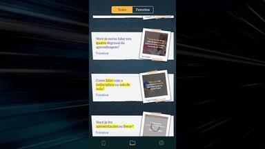 Aplicativo gratuito criado em SC ajuda professores nas aulas à distância - Aplicativo gratuito criado em SC ajuda professores nas aulas à distância