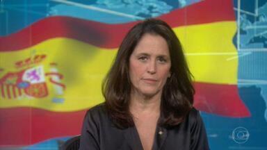Espanha prorroga exigência de quarentena para viajantes do Brasil - Brasileiros que entrarem na Espanha precisam ficar 10 dias em isolamento