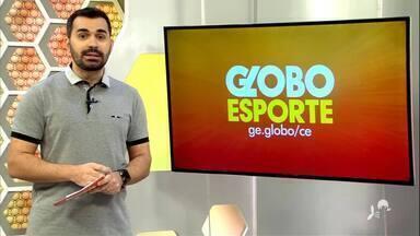 Íntegra - Globo Esporte CE - 20/04/2021 - Íntegra - Globo Esporte CE - 20/04/2021
