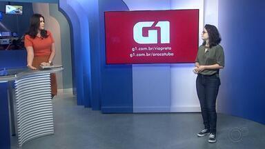 Heloísa Casonato traz os destaques do G1 Rio Preto e Araçatuba - Heloísa Casonato traz os destaques do G1 Rio Preto e Araçatuba no TEM Notícias desta quinta-feira (22).