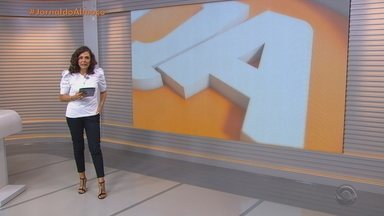 Assista a íntegra do Jornal do Almoço desta sexta-feira (23) - Assista ao vídeo.