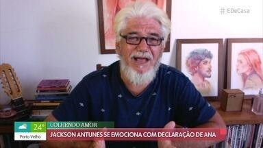 'Viva o Verde': Jackson Antunes pede ajuda para afastar gafanhotos de sua horta - O engenheiro florestal Murilo Soares dá dicas de ervas aromáticas que ajudam a repelir as pragas