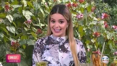 Programa de 26/04/2021 - Ana Maria Braga conversa com Viih Tube sobre a participação da influenciadora no 'BBB21'