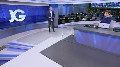 Jornal da Globo, Edição de terça-feira, 27/04/2021 - As notícias do dia com a análise de comentaristas, espaço para a crônica e opinião.