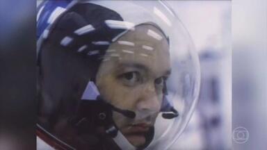 Morreu, aos 90 anos, o astronauta americano Michael Collins - Ele era o piloto da Apollo 11, primeira missão tripulada à Lua