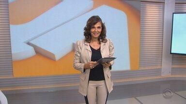 Assista a íntegra do Jornal do Almoço desta quinta-feira (29) - Assista ao vídeo.
