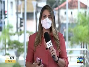 Prefeitura de São Luís abre cadastro para imunizar pessoas com comorbidades - Repórter Ádria Rodrigues fala sobre o assunto na manhã desta sexta-feira (30) no Bom Dia Mirante.
