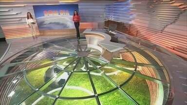 Bom dia Brasil - Edição de 30/04/2021 - O telejornal, com apresentação de Chico Pinheiro e Ana Paula Araújo, exibe as primeiras notícias do dia no Brasil e no mundo e repercute os fatos mais relevantes.