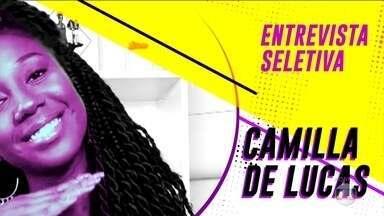 Retrospectiva BBB21: Confira a trajetória de Camilla na casa mais vigiada do Brasil - Retrospectiva BBB21: Confira a trajetória de Camilla na casa mais vigiada do Brasil