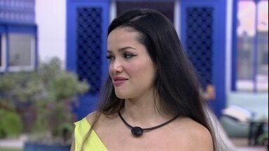 Juliette brinca na Reta Final no BBB21: 'Eu gosto do Fiuk e odeio Seu Fiuk' - Juliette brinca na Reta Final no BBB21: 'Eu gosto do Fiuk e odeio Seu Fiuk'