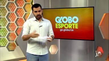 Íntegra - Globo Esporte CE - 04/05/2021 - Íntegra - Globo Esporte CE - 04/05/2021